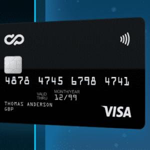 ANONYMOUS BITCOIN DEBIT CARD