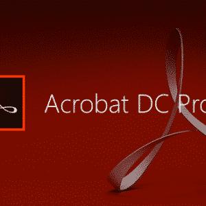 Adobe Acrobat Pro DC License [LIFETIME]