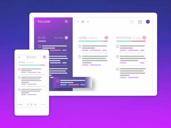 Focuster Productivity App Premium Subscription [LIFETIME]