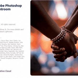 Adobe Photoshop Lightroom License [LIFETIME]