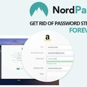 NordPass Password Manager Premium Subscription [LIFETIME]