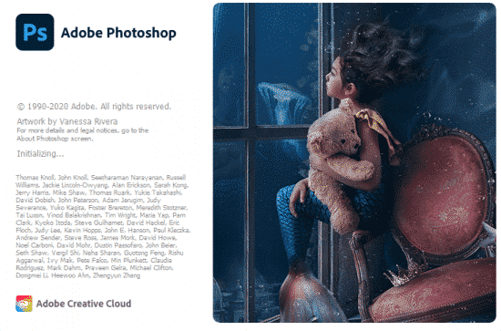 Adobe Photoshop License [LIFETIME]