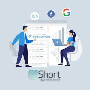 Ushort Link Shortener Premium Subscription [LIFETIME]