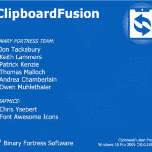 ClipboardFusion