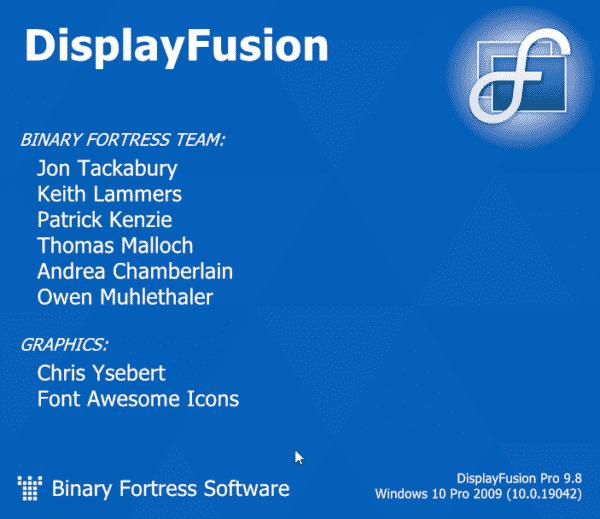 DisplayFusionPro